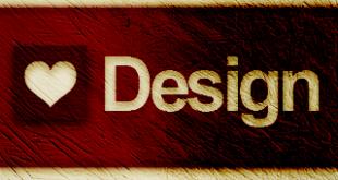 Love design photoShop