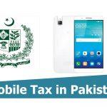 Huawei ShotX 2019 Mobile tax in Pakistan Custom Duty Pakistan