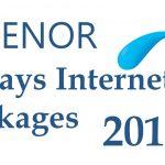 Telenor 3-Days Internet Packages 2019