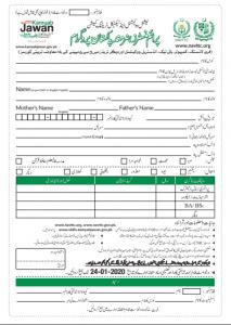 Apply Offline Prime Minister Hunarmand Pakistan Program Step by Step in English/Urdu.
